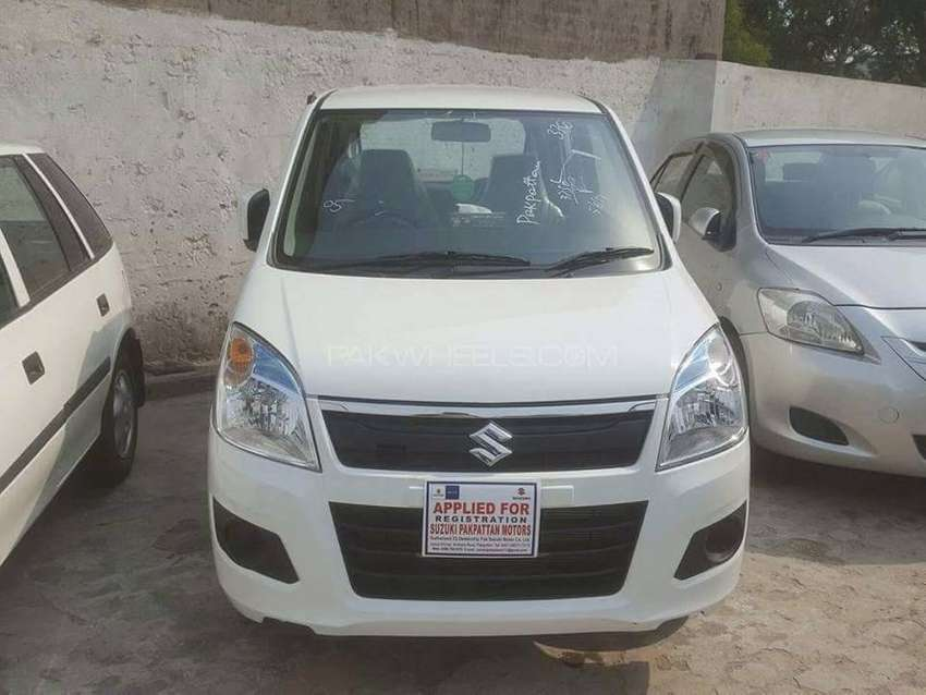 Suzuki wagon R 2019 model mahana qisto pay. 0