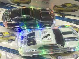 JHW-V66 Crystal Car Bluetooth Speakers AVAILABLE OVER ALL IN PAKISTAN