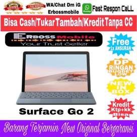 Microsoft Surface Go 2 [4GB/64GB/wifi/W10] DItoko Bisa TT/SPLit/KreDit