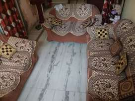 good condition sofa home made sofa made 38000 cost