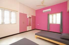 4 BHK Sharing Rooms for Men at ₹5900 in Pallikaranai, Chennai