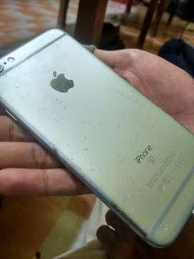Iphone 6s fullset bt/tt,nego