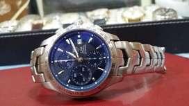 Tag Heuer link automatic rare blue dial rolex seiko rado omega IWC
