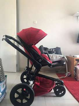 Stroller Bayi Quinny Moodd 2015