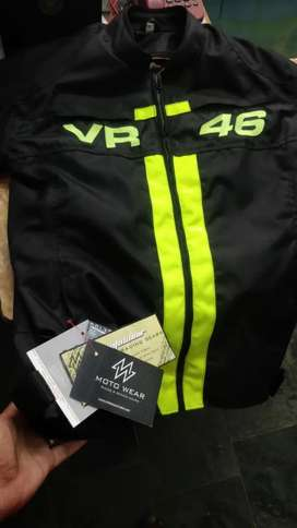VR 46 riding jacket protection level 2