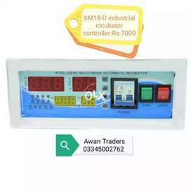 XM18-D intelligent microprocessor controller's available