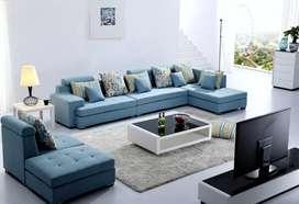Ciaz L shape sofa