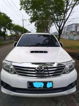 Toyota Fortuner Diesel G 2013