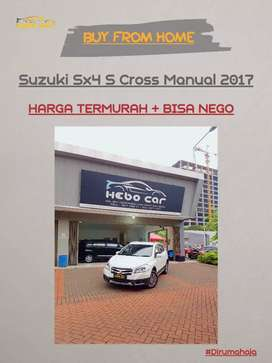 Suzuki S Cross 2016 Manual Transmission Putih
