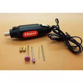 HS Bor Mini drill / grinder / mini rotary 12000rpm 12v DC