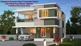 Call 96OO9O5817 - Luxurious Villas @ Ottapalam - Book with Rs 1 Lakh