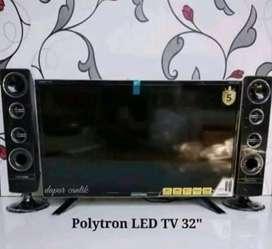 TV led Polytron Tower Speaker.