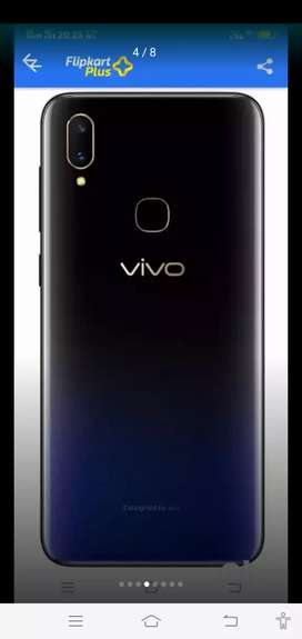 Vivo v11 6+64gb 25 front &16+5rear cam