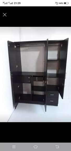 Brand new wardrobe directly from manufacturers