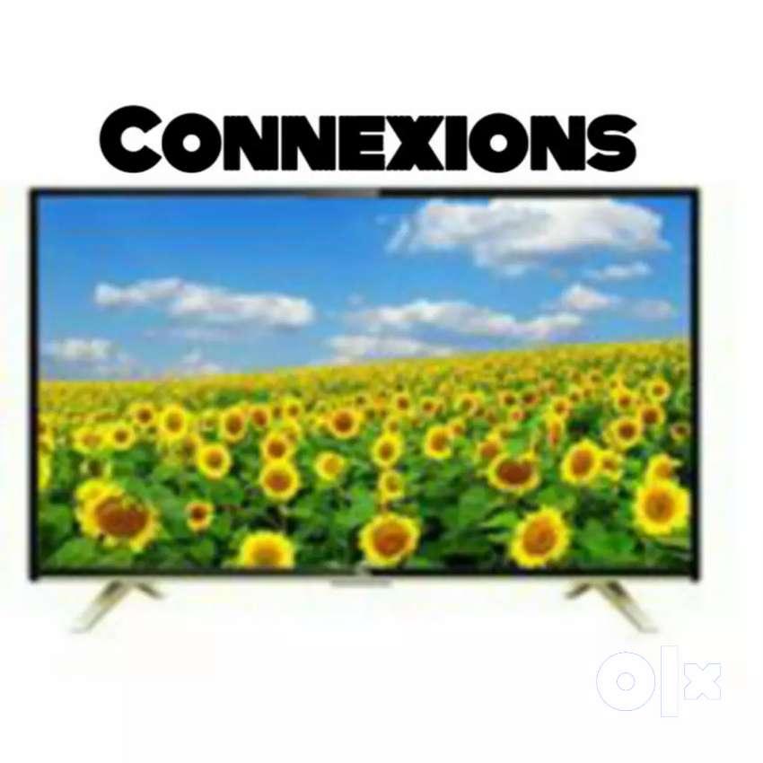 Brand new 5O Inch Full Hd Smart Led tv 0