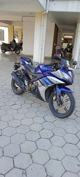 Yamaha R15  Insurance valid till March 2021