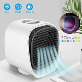 Filterhualv Kipas Cooler Pendingin Ruangan Mini Air Arctic 350ml White