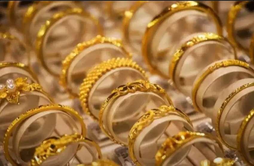 Terima periasan emas tanpa surat 0