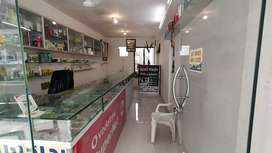Rent for shop
