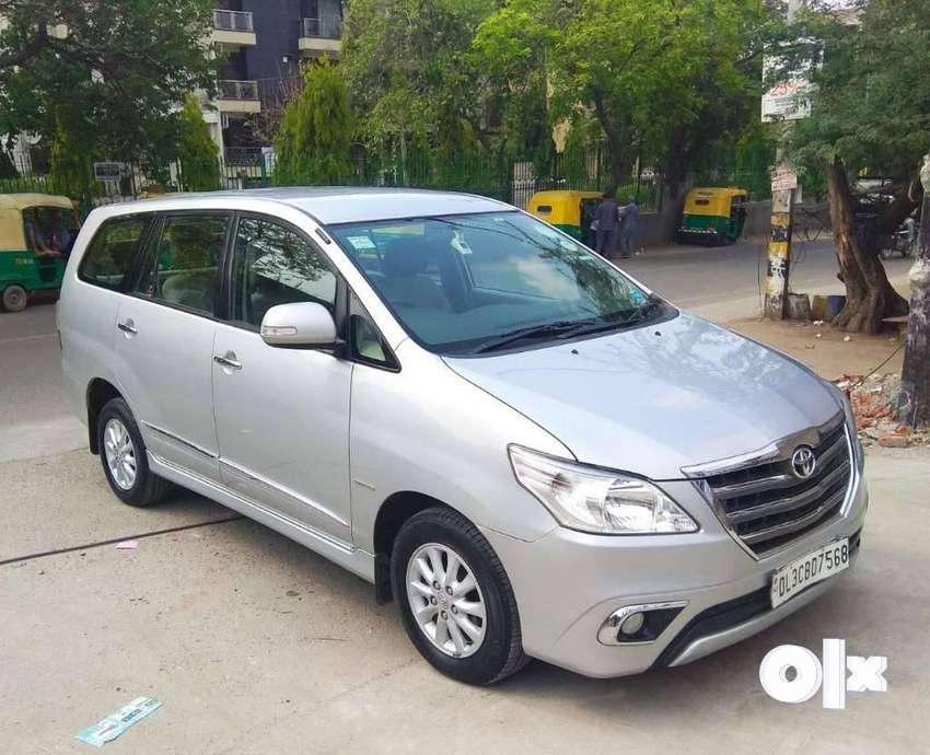 Toyota Innova 2.5 VX BS IV 7 STR, 2014, Diesel 0