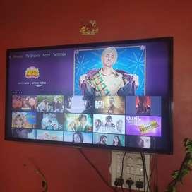 Samsung LCD smart TV 46 inch