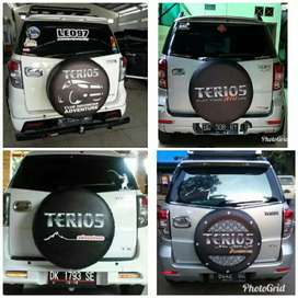 Cover ban serep Terios Rush Crv Taft Escudo Taruna Touring Feroza dll