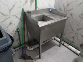 Grill ; hotplate , fryer, working table, etc