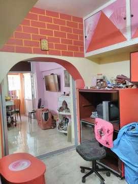 3 bhk.flat karunamoyee housing,Saltlake for sell.