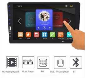 "Headunit 2 Din 9 ""dengan MP5 Player + Radio FM + USB + AUX MIRRORLINK"