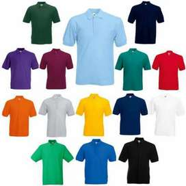 Men's shirts collection available in all sizes