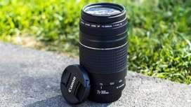 Canon Telephoto Lens 75-300mm