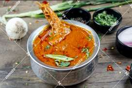 Need head chef  for indian gravy