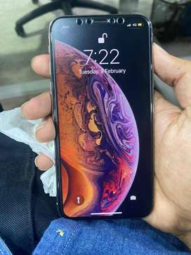 IPhone X 256 gb complete PTA Approved 100% sealed