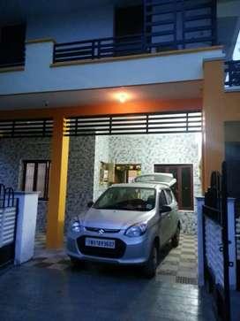 2 BHK House (1st Floor) available for Rent in Reddiyur near Alagapuram