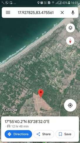 800 mts from Chippada Beach near to Tagarapuvalasa Town