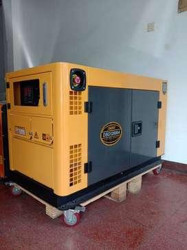 Genset 12000 Watt DAIHO DSG-12000 (1 phase & 3 phase)