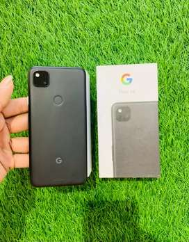 New - Google pixel 4A - 128 GB - Seal open only - 11++ month warranty