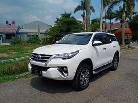 Toyota Fortuner VRZ Matic 2018