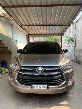 Toyota Innova Crysta 2019 Diesel 48000 Km Driven