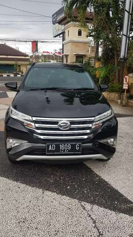 All new Terios 1.5 R 2020 manual tgn 1 KM 10rb