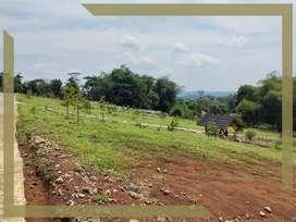 Tanah Nuansa Alam, Kavling Murah dan Bisa Dibangun Rumah