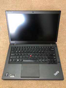 Promo Laptop Full HD Lenovo Thinkpad T440s i5 4thGen Ram 8Gb SSD 256Gb