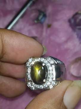 Black Sapphire golden star