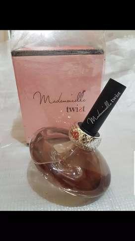 Parfum Mademoiselle Twist Lengkap Box