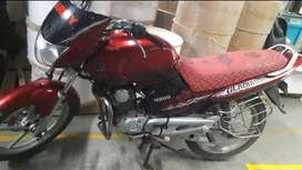 Yamha gladitar 2009 model exclent condition no any problem