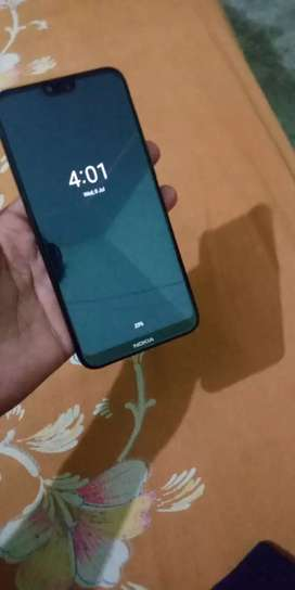 Nokia 6.1 plus 6 month old urgent sell 4/64