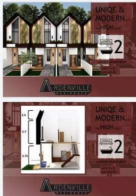 Rumah baru gunung anyar surabaya