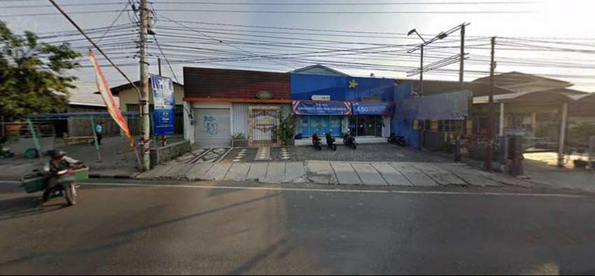 (DN) Ruko Jalan Mgr.Sugiyopranoto Wonosari Gunungkidul