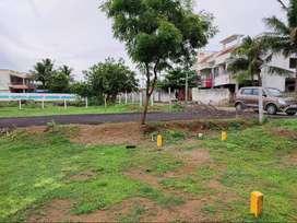 40 VILLA PLOTS 33 FEET ROAD PADAPPAI ALWIN SCHOOL NEAR