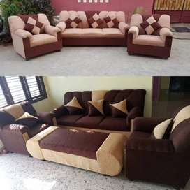 Durable and reasonable sofa sets directly from manufacture